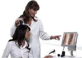 Analisi del capello e della pelle